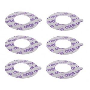 Комплект от 6 бр.The bugo - капан с лепило за ДЪРВЕНИЦИ за твърди подови повърхности на най-добра цена