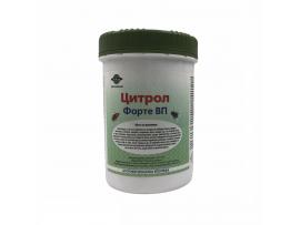 Биоциди (Инсектициди) - ЦИТРОЛ ФОРТЕ ВП - 150 гр. (15 дози по10 гр.) за хлебарки, оси на най-добра цена