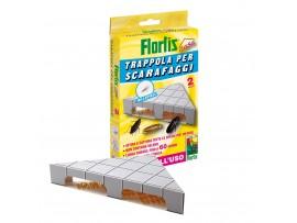 ТОП Продукти - Без отровен Капан - къщичка с лепило за хлебарки - Flortis 2 бр. на най-добра цена