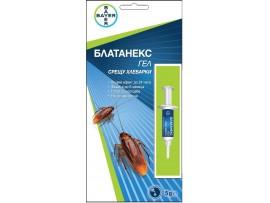 Биоциди (Инсектициди) - Гел за хлебарки БЛАТАНЕКС (BAYER) - 5 гр. на най-добра цена