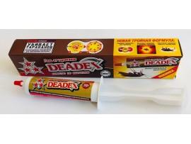 Всички продукти - ДЕАДЕКС - DEADEX ГЕЛ УНИЩОЖАВАЩ ХЛЕБАРКИ - 30 гр. (от производителя на Дохлокс) на най-добра цена