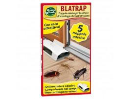 Хлебарки - Комплект - 5 бр. Капан-къщичка Mondo Verde  с лепило за хлебарки, стоножки, щипалки и др. на най-добра цена
