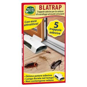 Комплект - 5 бр. Капан-къщичка Mondo Verde  с лепило за хлебарки, стоножки, щипалки и др. на най-добра цена