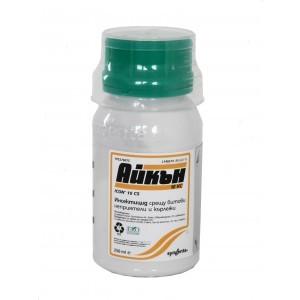 Препарат за хлебарки, бълхи, дървеници, мухи, мравки, комари, кърлежи, оси - АЙКЪН 10 CS - 250 мл. на най-добра цена