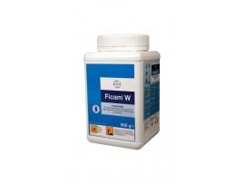 Хлебарки - Препарат за хлебарки, мравки, бълхи, дървеници, кърлежи, комари, мухи, оси, молци  ФИКАМ W (BAYER) - 500 гр. на най-добра цена