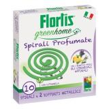 Ароматни спирали, прогонващи комари – FLORTIS GreenHome