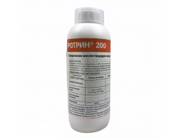 Препарати против Мухи - РОТРИН 200  - 1 л  за комари,мухи и хлебарки на най-добра цена