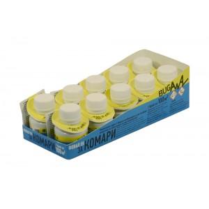 АКЦИЯ: Препарат за комари с дълготраен ефект ФОВАЛ ЕК  - 10 бр. х 50мл. на най-добра цена