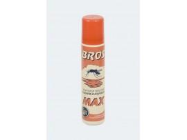 Препарати срещу Комари - BROS Спрей MAX  за защита от ухапване на кърлежи и комари по тялото за над 12 години на най-добра цена
