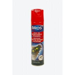 BROS Спрей  против летящи насекоми (мухи, комари) 400 мл на най-добра цена