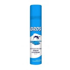 BROS Спрей за защита от ухапване на кърлежи и комари по тялото за над 2 години на най-добра цена