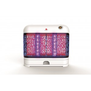 Инсектицидна лампа убиваща мухи, комари и др. до 80 кв.м SWISSINNO - LED - 24W на най-добра цена