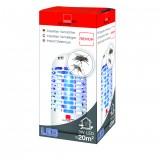 Инсектицидна лампа убиваща мухи, комари и др. до 20 кв.м SWISSINNO - LED - 3W