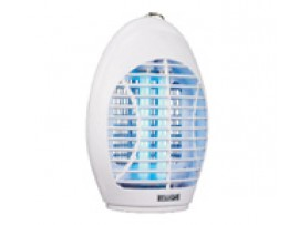 Борба с комари - Инсектицидна лампа убиваща мухи и други летящи насекоми за 20 кв. м. на най-добра цена