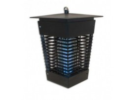 Електронни устройства срещу комари - Инсектицидна лампа убиваща насекоми 15W за 80 кв.м на най-добра цена