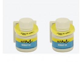 5 метода да се предпазим от МАЛАРИЯ - КОМПЛЕКТ 2 бр. Препарат за комари с дълготраен ефект ФОВАЛ ЕК  за 200 кв. м. площ на най-добра цена