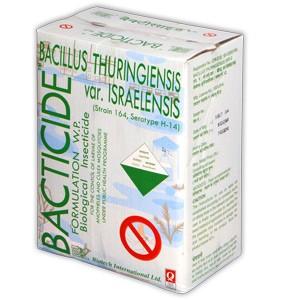 Препарат за ларви на комари БАКТИЦИД ВП - 5 кг. за езера, реки, кладенци, потоци  на най-добра цена
