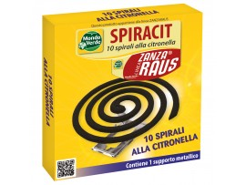 Препарати срещу Комари - Спирали против комари - 10 бр. - Mondo Verde Италия на най-добра цена