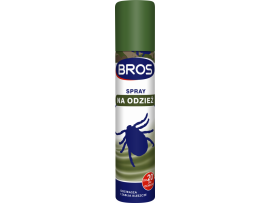 Еко продукти - BROS Спрей за защита от кърлежи по дрехите на най-добра цена