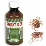 Препарат против бълхи, кърлежи, комари и мухи БАНДИТ 10 ЕВ - 1 л