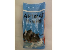 Отрова за мишки и плъхове Аптират Паста Про паста 1.5 кг