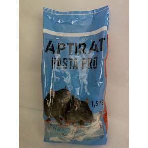Отрова за мишки и плъхове Аптират Паста Про паста 1.5 кг на най-добра цена