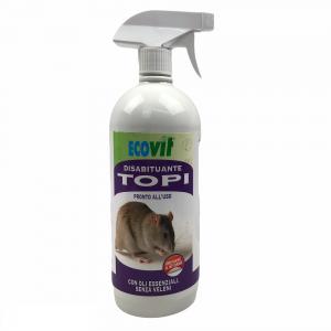 ЕКО Спрей против мишки и плъхове - ECOVIT - 1000 мл. на най-добра цена