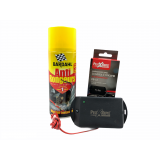 КОМПЛЕКТ: Спрей Bardahl 400 мл. за защита на кабелите на автомобилите + Електронен стационарен уред прогонващ гризачи в транспортни средства и лодки