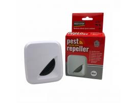 """Електронни уреди - Ултразвуков електронен апарат  """"Pest Stop 90""""  за прогонване на мишки, плъхове, хлебарки и мравки за 90 кв. м. - 1 помещение на най-добра цена"""