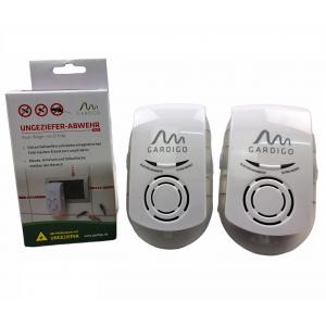 """АКЦИЯ - 2 бр. Комбиниран ултразвук и електромагнитен уред против мишки, плъхове, мравки и хлебарки """"PLUS"""" за 2 x 230 кв. м, Gardigo на най-добра цена"""