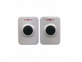 """Мравки - АКЦИЯ - 2 бр. Комбиниран ултразвуков и електромагнитен апарат """"SLIMLINE 2500"""" (електронна котка) за прогонване на мишки, плъхове, хлебарки и пълзящи насекоми за 2 x 232 кв. м. Премиум клас. на най-добра цена"""