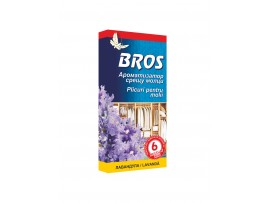 Еко продукти - Ароматизатор - закачалка против молци Лавандула БРОС  на най-добра цена