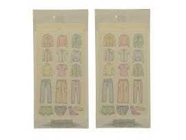 Молци - Капан с лепило за молци по дрехите - 2 бр. на най-добра цена