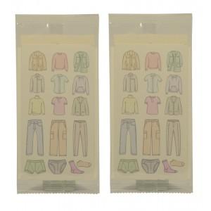 Капан с лепило за молци по дрехите - 2 бр. на най-добра цена