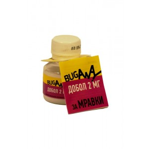 Препарат за мравки Добол 2 МГ (50 гр.) на най-добра цена