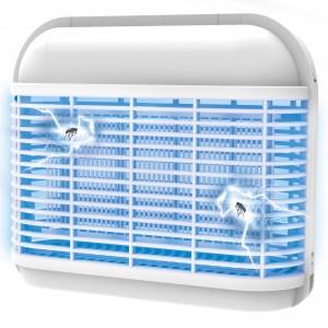 Инсектицидна лампа Жасмин, UV LED убиваща мухи и комари за  60 кв.м. Gardigo на най-добра цена