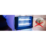 Професионална инсектицидна лампа убиваща летящи насекоми (мухи, комари и др.) до 70 кв.м. Gardigo - Германия