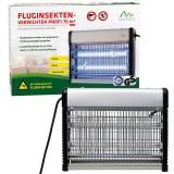 Професионална инсектицидна лампа убиваща летящи насекоми (мухи, комари) до 70 кв.м. Gardigo - Германия