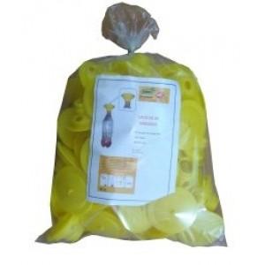 АКЦИЯ: Капан за оси, стършели или мухи - приготви си сам, 10 комп. х 2  на най-добра цена
