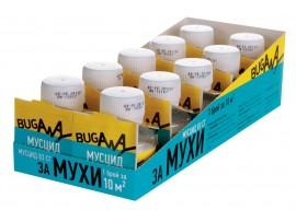 Биоциди (Инсектициди) - АКЦИЯ: Препарат за мухи Мусцид 83 СГ 30 гр. - 10 бр. на най-добра цена