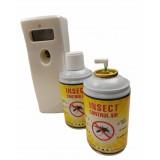 Комплект Диспенсър и 2 бр. за инсектициди убиващи мухи и други летящи насекоми SOLOAIR