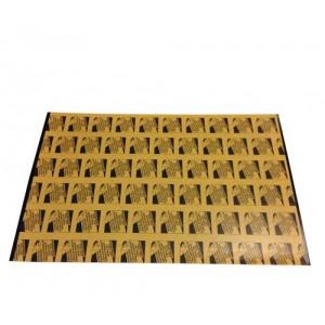 Едностранна леплива плоскост за инсектицидни лампи, размер 59.5/35 см по HACCP на най-добра цена