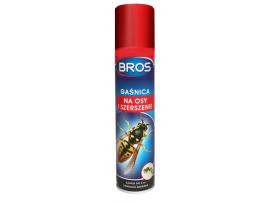 Биоциди (Инсектициди) - АЕРОЗОЛ против ОСИ и СТЪРШЕЛИ BROS (600 мл) на най-добра цена