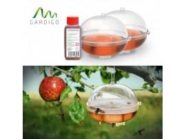 ТОП Продукти - Комплект 2 бр. капан за оси Gardigo с примамка концентрат. на най-добра цена