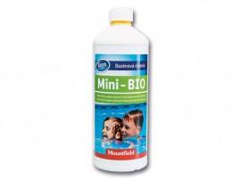 БЕЗХЛОРНА ДЕЗИНФЕКЦИЯ НА ВОДА: Azuro Mini-Bio 1 л, против бактерии, водорасли и замърсявания
