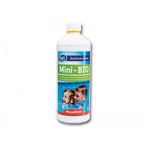 БЕЗХЛОРНА ДЕЗИНФЕКЦИЯ НА ВОДА: Azuro Mini-Bio 1 л, против бактерии, водорасли и замърсявания на най-добра цена