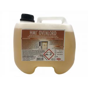 ОВЕНЛОРД (HMI®OVENLORD) 5 кг. Професионален препарат за отстраняване на мазнини и нагари при печене и пържене на най-добра цена
