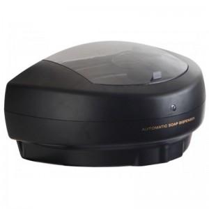 Диспенсър автоматичен черен за сапун на пяна и дезинфектанти. Вместимост 500 мл на най-добра цена