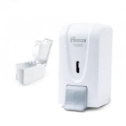 Препоръчани - ПЕНООБРАЗУВАЩ диспенсър DSA Soap за икономично дозиране на пяна на дезинфектанти, сапуни, шампоани, дезинфектанти. Вместимост 1000 мл на най-добра цена