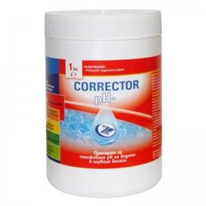 POOL pH-минус коректор 1 кг. на най-добра цена